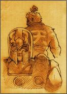 MVC2 Ending-Akuma & Magneto