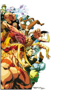 Street fighter 25th anniversary tribute final by ngboy-d55av0g