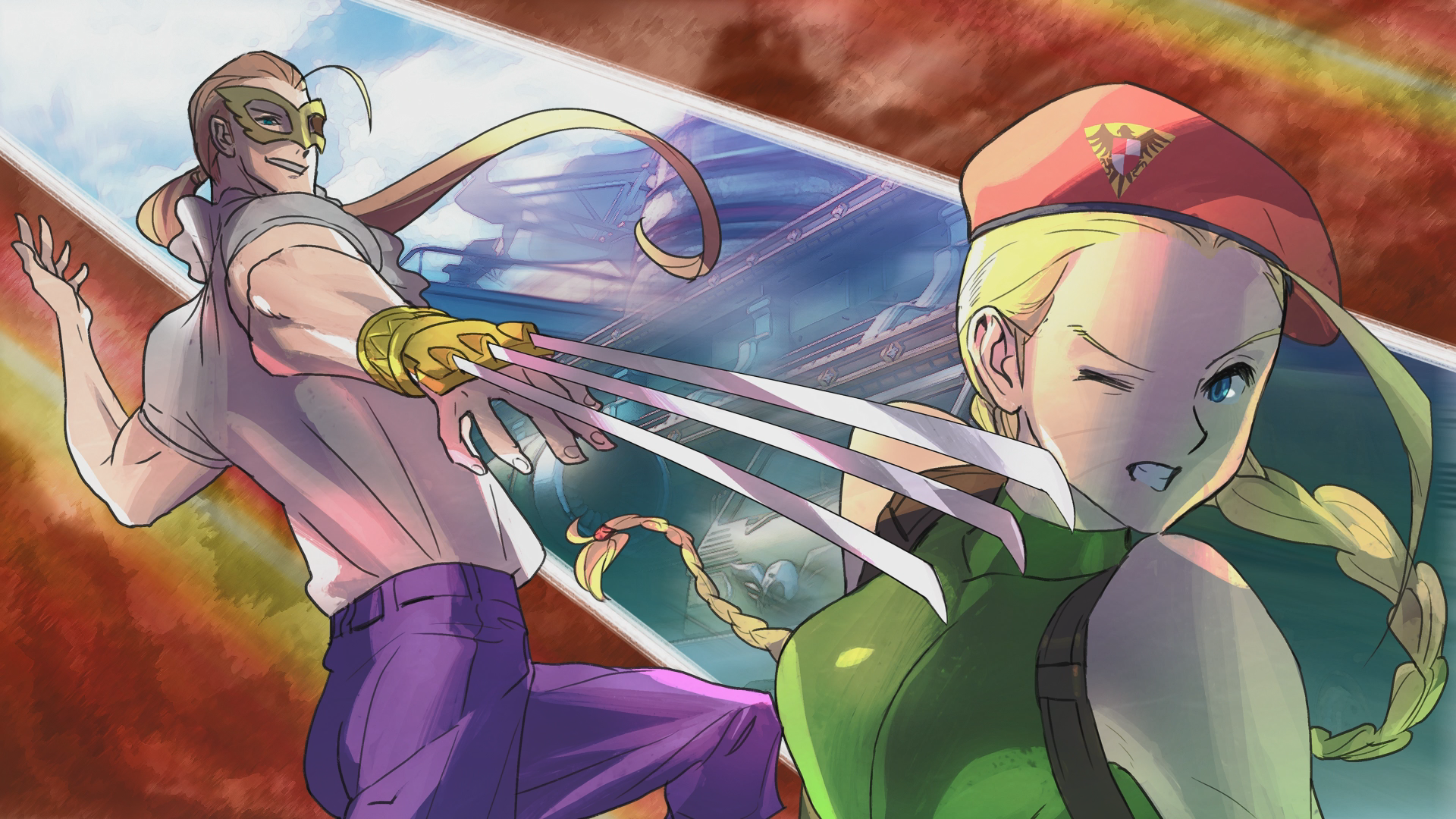 Street Fighter V Character Story Street Fighter Wiki Fandom