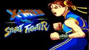 X-Men vs Street Fighter Music - CHUN-LI
