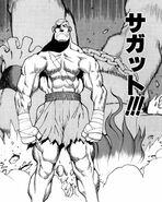 SFIII-Ryu Final-Sagat vs Hugo