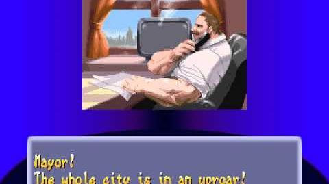 Street Fighter Alpha 2 - Rolento Ending