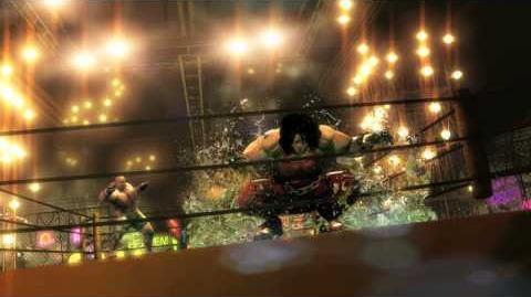 Street Fighter X Tekken Cinematic Trailer
