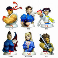 Capcom Fighting Jam BOX tokiwaya 4543736-206927