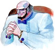 Belger portrait