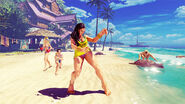 SFV Laura Summer Costume