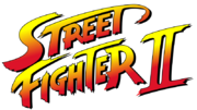 Street Fighter II logotipo