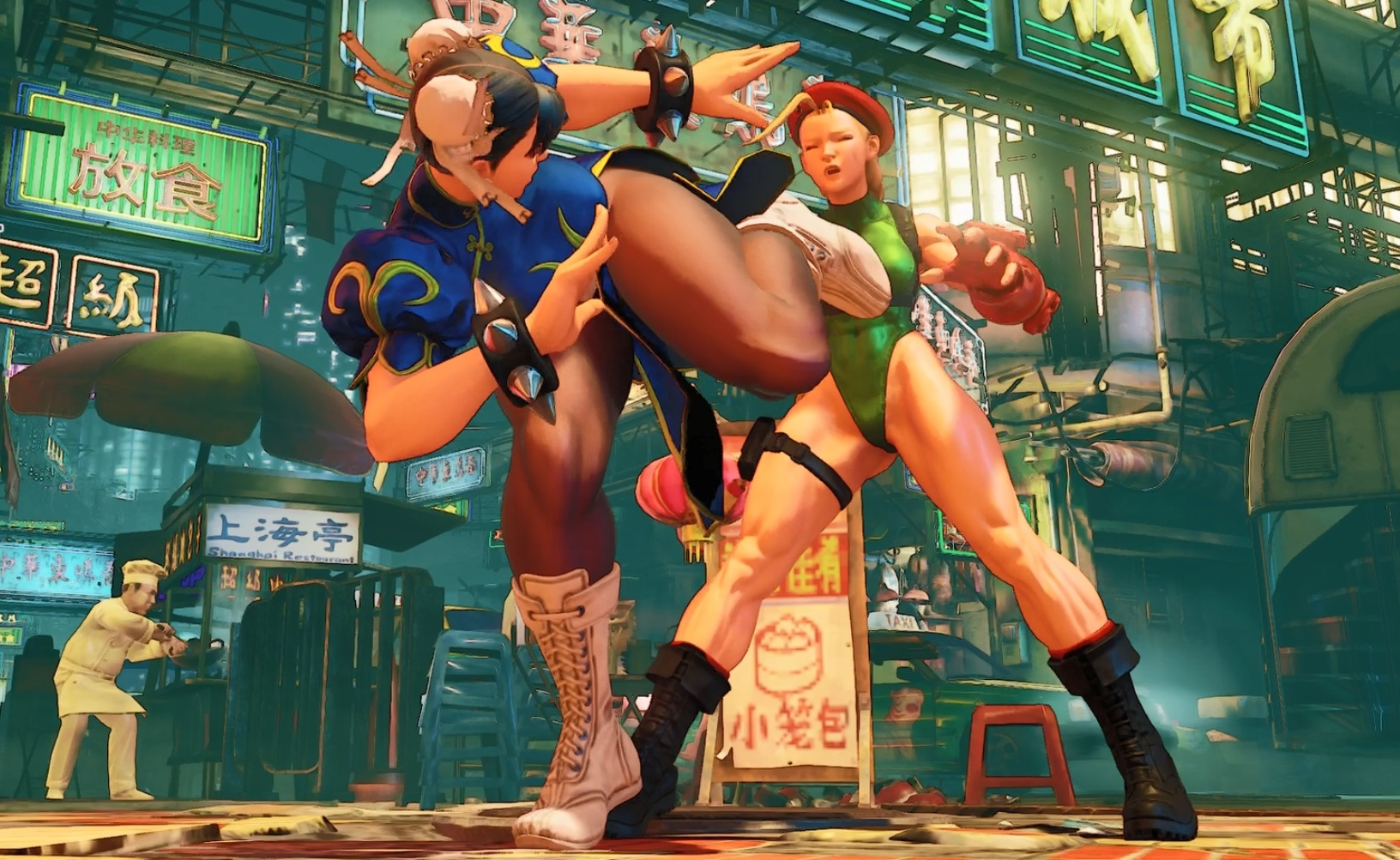 Hoyokusen Street Fighter Wiki Fandom