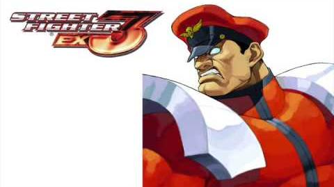 Street Fighter EX3 - Irreconcilably (M. Bison's Theme)