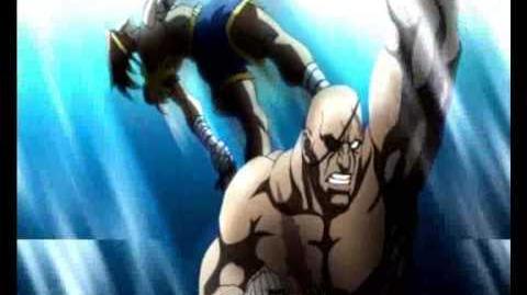 Street Fighter IV - Sagat Prologue Ending Movies