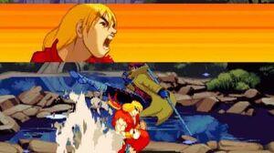 (Demo) X-MEN VS. ストリートファイター X-Men Vs