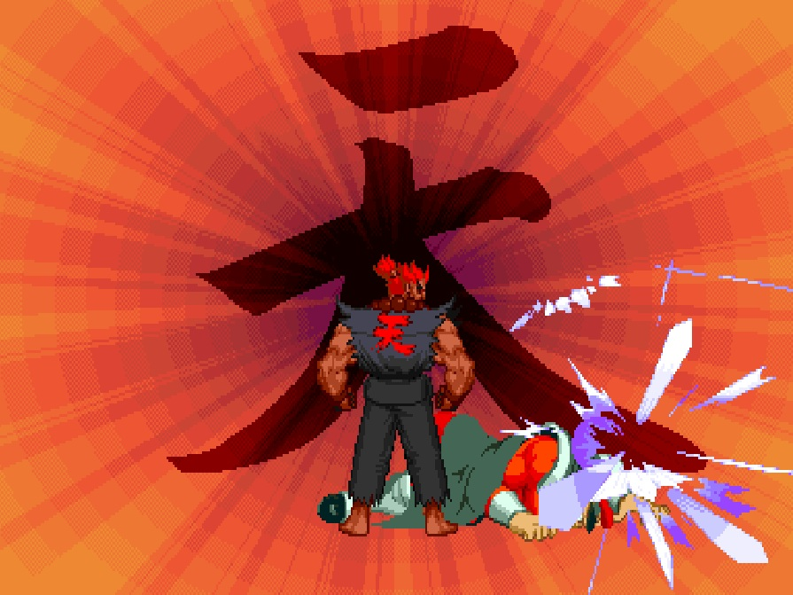 Image Akuma Sfa3 Sgsg Street Fighter Wiki Fandom