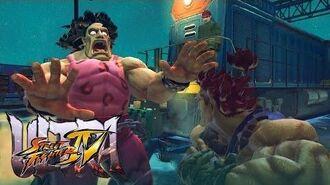 Ultra Street Fighter 4 - Hugo Trailer TRUE-HD QUALITY