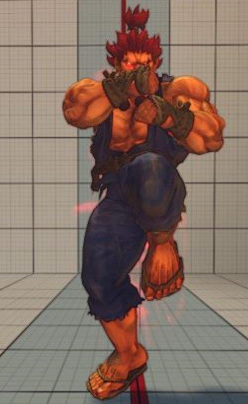 Wrath Of The Raging Demon Street Fighter Wiki Fandom