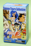 Capcom Fighting Jam - Capcom Figure Collection