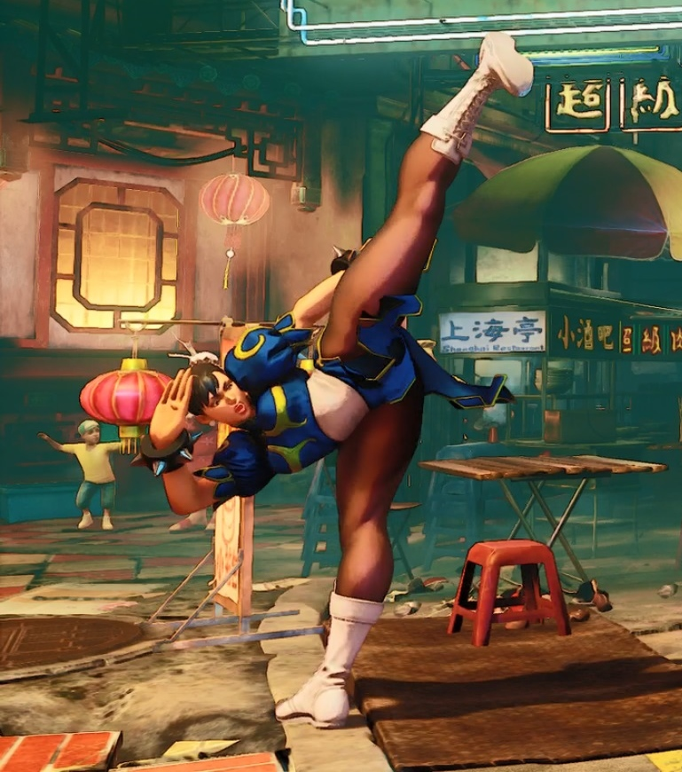 Tenkukyaku | Street Fighter Wiki | FANDOM powered by Wikia