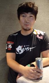 Daigo Umehara at Capcom Cup 2018