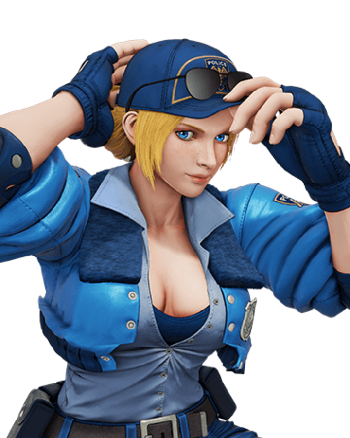 Lucia Street Fighter Wiki Fandom