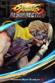 Street Fighter Resurrection Key Art RGB 2000x3000 Premiere