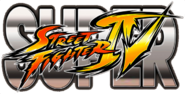 Super SF4 logo