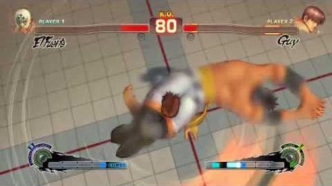 Super Street Fighter 4 - El Fuerte Ultra 2 El Fuerte Ultra Spark