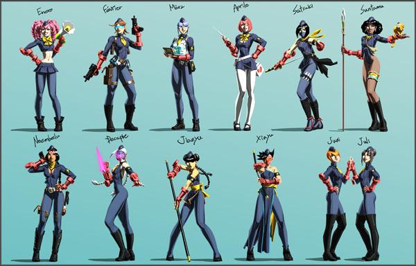 The Dolls | Street Fighter Wiki | FANDOM powered by Wikia