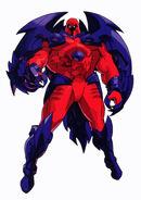 MvCapcom - Clash of Super Heroes - Onslaught artwork