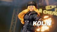 SFV- Kolin Reveal Trailer