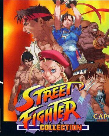 Street Fighter Collection Street Fighter Wiki Fandom