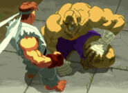 SFA-Ryu Ending-1