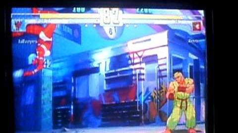 Street fighter 3 online edition kill reyes vs kevix