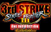 SFIII3rdStrike-Online-Edition logo