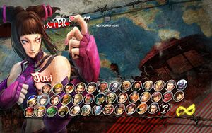 super street fighter 4 arcade edition move list