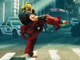 Inazuma Kick