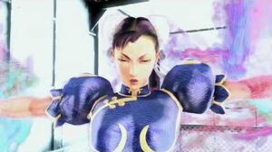 Super Street Fighter IV - Trailer - Juri - Chun-Li - Xbox360 PS3