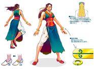 SFIV PC Concept Art Chun Li 04