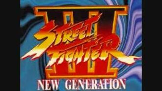Street Fighter 3 New Generation OST Jazzy NYC Underground Edit (Theme of Alex)