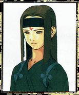 Bloody Hokuto SFEX portrait