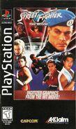 Street Fighter -- The Movie (PSX - cubierta eeuu)