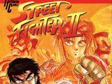 Street Fighter II (manga)