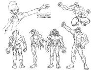 SFIIING-Gill sprite concept-2