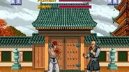 (Demo) ストリートファイター Street Fighter (C)Capcom 1987