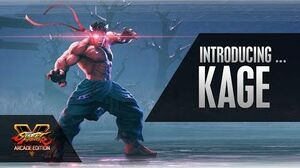 SFV Character Introduction Series - Kage