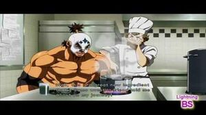 Super Street Fighter IV Stories - El Fuerte