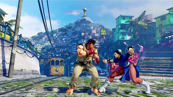 Hillside Plaza | Street Fighter Wiki | FANDOM powered by Wikia