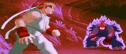 SFA2-Ryu Ending-1