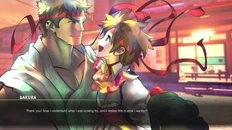 Street Fighter 5 Arcade Edition - Sakura's Story Mode