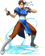 Chun Li Project × Zone