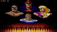 M Bison World Warrior Ending