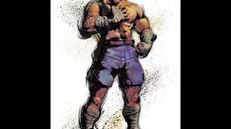 Street Fighter IV-Theme of Sagat